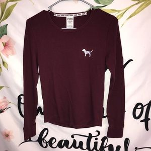 PINK Victoria's Secret long sleeve size small